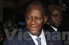ECOWAS gắng giải quyết khủng hoảng Cote d'Ivoire