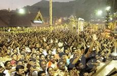 Hơn 200 người Ấn Độ thương vong do bị giẫm đạp