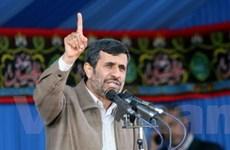 Tổng thống Iran đề cập khả năng nối lại đàm phán