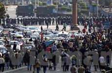 Ai Cập biểu tình chống chính phủ làm 3 người chết