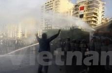 Biểu tình tại Ai Cập diễn biến ngày càng phức tạp