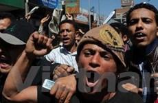Lại xảy ra đụng độ giữa các phe đối lập ở Yemen