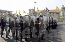 Thái Lan triển khai cảnh sát đối phó biểu tình lớn