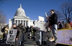 25.000 người Mỹ biểu tình để phản đối dự luật mới