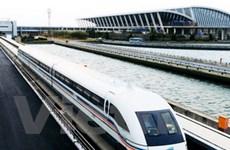 Trung Quốc xây tàu đệm từ... chậm nhất thế giới