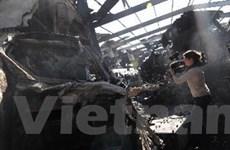 Tổng thống Nga, Mỹ thảo luận về chiến sự ở Libya