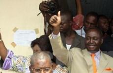 CH Trung Phi bầu quốc hội và tổng thống vòng 2