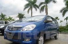 Toyota Việt Nam xử lý miễn phí xe Innova báo lỗi