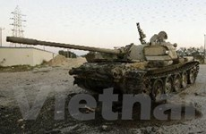 Thế giới nỗ lực giải quyết khủng hoảng tại Libya