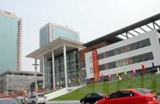 Trường Hà Nội-Amsterdam đoạt Giải Kiến trúc 2010