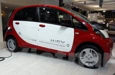 Mitsubishi muốn đưa xe điện vào trường đua F1