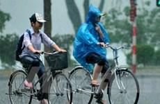 Bắc Bộ trời chuyển mát, Nam Bộ mưa rào vài nơi
