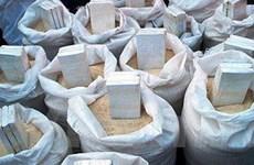 Paraguay thu giữ lượng cocaine lớn nhất lịch sử