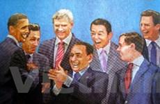 Tuần san của Đức đăng nhầm ảnh Thủ tướng Nhật