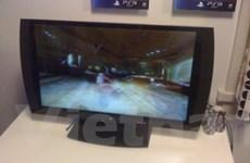 Sony ra mắt màn hình 3D phục vụ cho game PS3