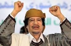 AU không thừa hành lệnh bắt ông Gaddafi của ICC