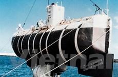 Nga thử thành công thiết bị lặn sâu có người lái