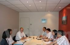 TTXVN hợp tác với Tập đoàn DailyMotion của Pháp
