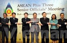 """ASEAN+3 nhất trí """"tăng cường hợp tác toàn diện"""""""