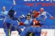 Khai mạc Giải vô địch Vovinam thế giới lần thứ 2