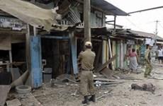 Đánh bom ở Ấn Độ, hàng chục người thương vong
