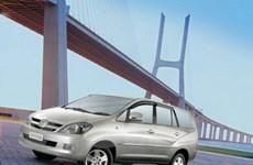 Toyota Việt Nam khuyến mãi mua xe Innova 2011
