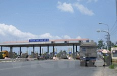 Kết thúc thu phí qua cầu Cỏ May ở Bà Rịa-Vũng Tàu