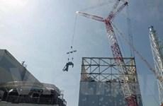 TEPCO khởi công xây dựng vỏ bọc lò phản ứng số 1