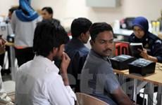 Malaysia gia hạn đăng ký cho dân nhập cư trái phép