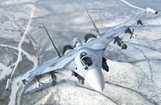 Su-35 có thể phát hiệu mục tiêu cách xa 400 km