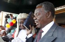 Tổng thống Zambia chính thức tuyên thệ nhậm chức