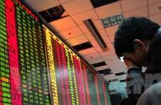 Thị trường chứng khoán châu Á lại quay đầu giảm