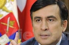 Trang Facebook của Tổng thống Gruzia bị tấn công