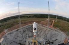 EU phóng thành công hai vệ tinh định vị đầu tiên