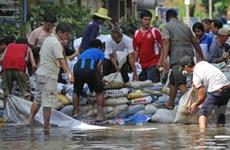 Lũ lụt ảnh hưởng tới 20.000 doanh nghiệp tại Thái