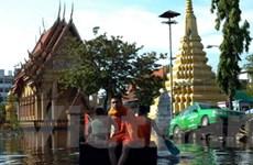 Thái Lan-CPC hoãn họp Ủy ban biên giới chung do lũ