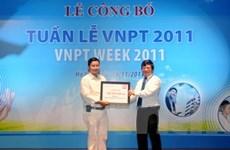 VinaPhone tri ân khách hàng trong Tuần lễ VNPT