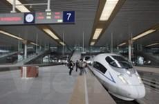 Khôi phục vận hành tàu cao tốc Bắc Kinh-Thượng Hải