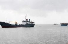 Cứu sống 35 ngư dân Đà Nẵng trôi dạt trên biển