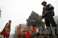 Thái Lan-Campuchia bàn việc rút quân vào tuần tới