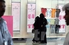 Phụ nữ Arập Xêút được độc quyền bán... đồ lót
