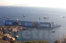 Tàu Costa Concordia đắm là do lỗi thuyền trưởng