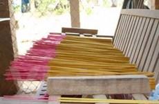 Đặc sắc nghề làm hương truyền thống ở Lào Cai