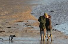 Thú cưng của Hoàng tử William cũng tới Falkland