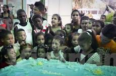 Nhân dân Cuba mừng kỷ niệm ngày sinh lãnh tụ Fidel