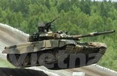 Xe tăng mới của Nga chiếm lĩnh thị trường thế giới