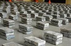 Ecuador phá đường dây buôn lậu ma túy từ châu Âu