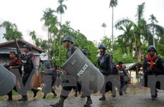 Myanmar bác tin sai lệch về tình hình bang Rakhine