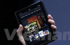 Kindle Fire thế hệ 2 chạy trên nền tảng Android 4.0