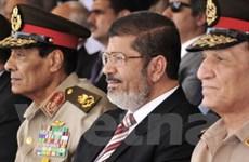 Tổng thống Ai Cập bảo vệ các cựu lãnh đạo quân đội